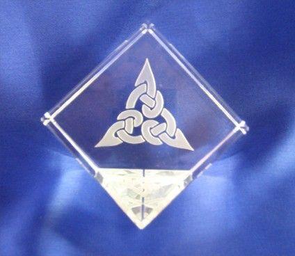 Crystal Cube €23.00