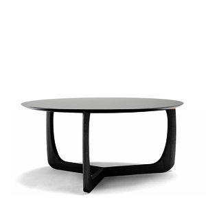 CASANOVA Møbler — ADD Interior - Lili sofabord (sort/sort)