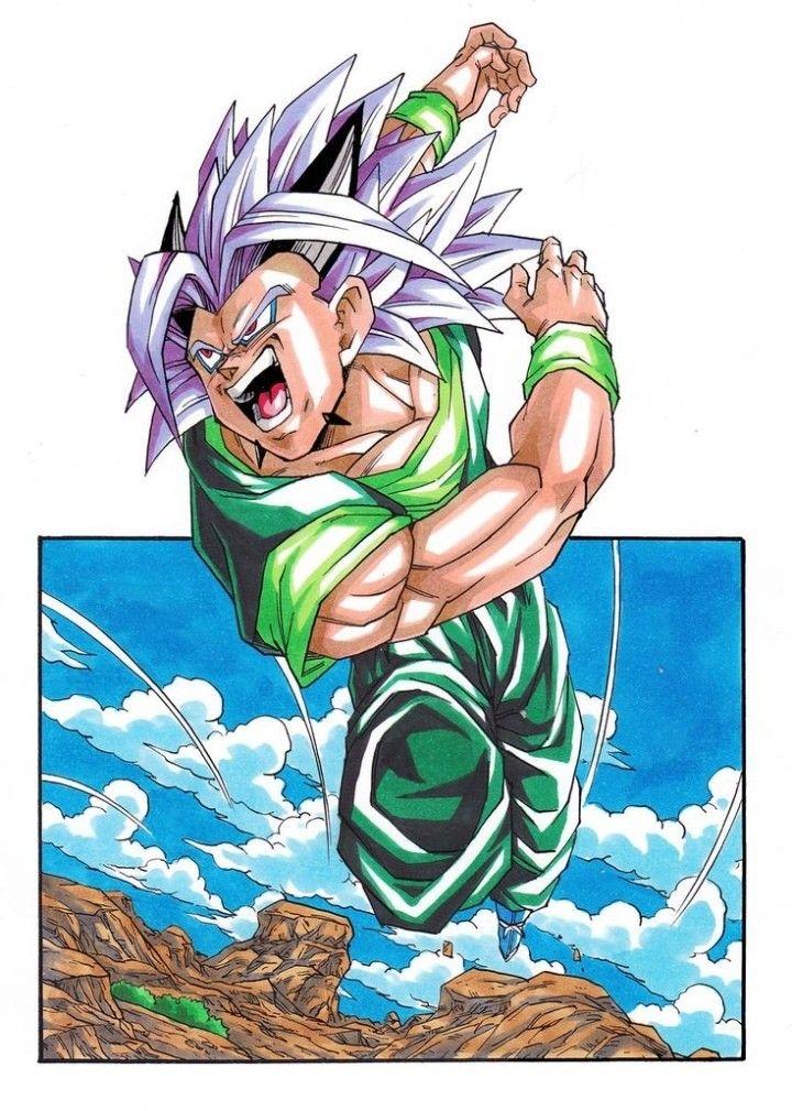 Dragon Ball Af Xicor Anime Dragon Ball Super Dragon Ball Image Dragon Ball Super Manga