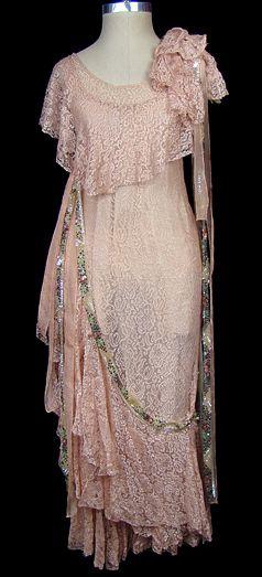 1915 Wedding Gown