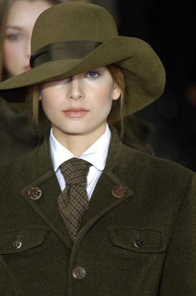 Sage green Ready for Autumn with this hat