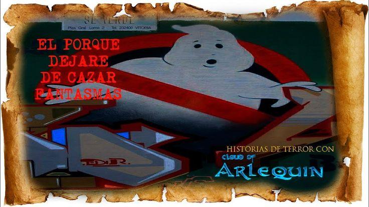 #Sobrenatural EL POR QUE DEJARE DE CAZAR FANTASMAS☠ historias de horror con cloud of arlequin: ¡Bienvenido a Historias de horror con cloud…