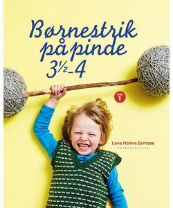 Lene Holme Samsøe: Børnestrik på pinde 3½-4 hos SelvStrik.dk