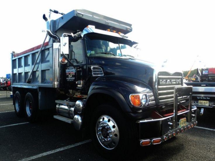 mack dump trucks | Trucks Modification