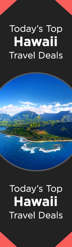 PRICE DROP! Find Hawaii travel deals with BookingBuddy!