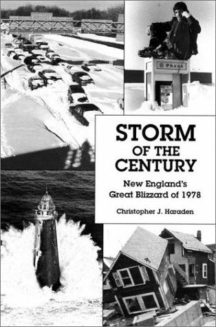 The most comprehensive account of the Great Blizzard of 1978 in New England, this book contains more than 130 dramatic photos from all across the region. Description from trondeal.com. I searched for this on bing.com/images