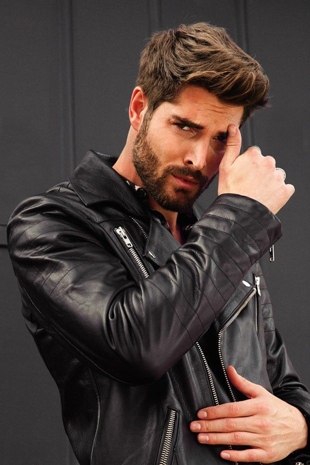 MODEL-HOMMES | Nick Bateman for L'Officiel Hommes Ukraine. PH:...