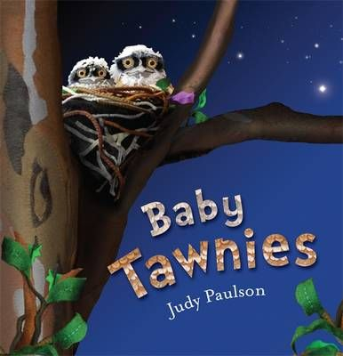 A classic tale of spreading your wings, with an Australian twist. As darkness falls, two tawny frogmouths fly into the forest to find food. Far above the ground, Reggie and Lyla are left alone. But the little tawnies don't plan to stay in the nest ...Beautifully hand-crafted illustrations bring this picture book for pre-school readers to life. Includes facts about Australian tawny frogmouths.