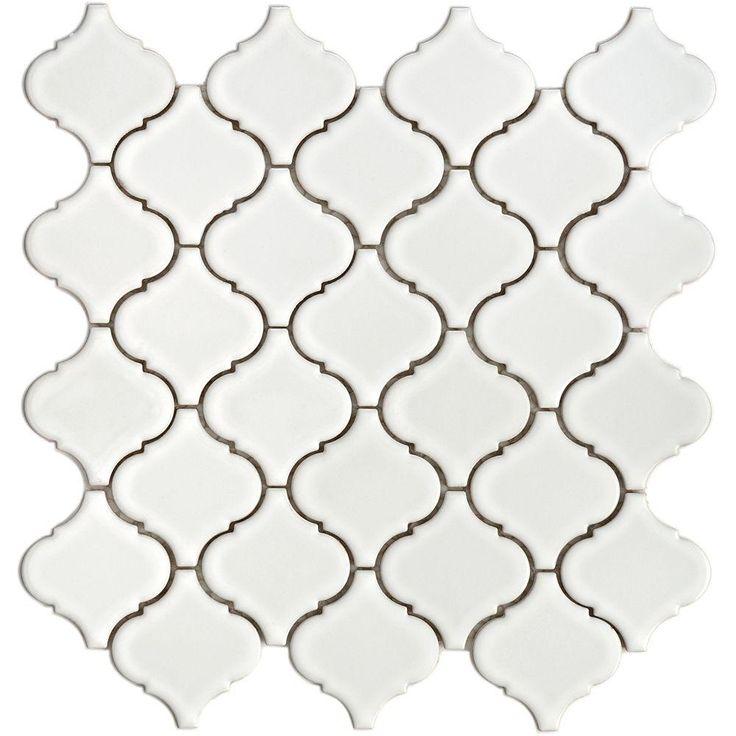 merola tile lantern 12 12 in x 12 12 - Backsplash Tile Home Depot 2
