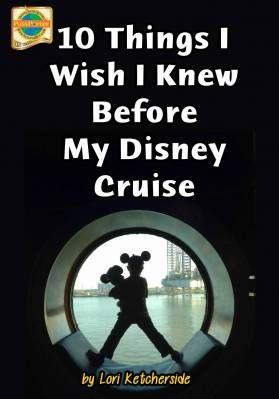 10 Things i Wish I Knew Before My Disney Cruise | PassPorter.com