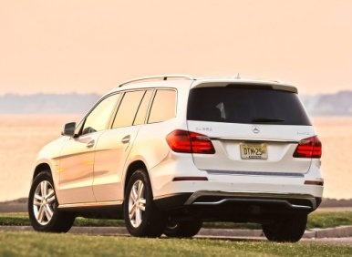 Best 7 Passenger Vehicles: #10 2012 Mercedes-Benz GL-Class