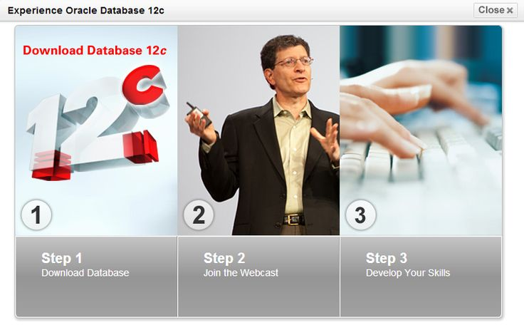 Experience Oracle Database 12c. Download -> Join the webcast -> Learn!  http://education.oracle.com  #oracle #learnoracle #database #12c #training #education #events