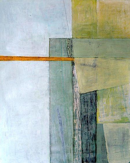 Tim Hallinan. Untitled, 2013, Acrylic on Paper