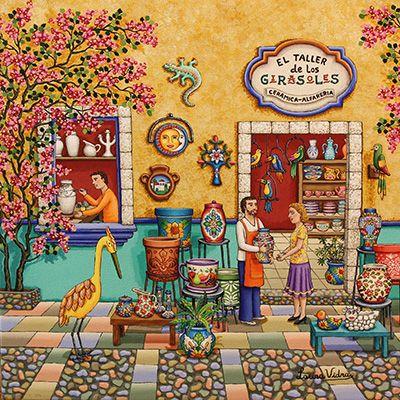 The Ceramics Workshop by Laura Vidra, 2013
