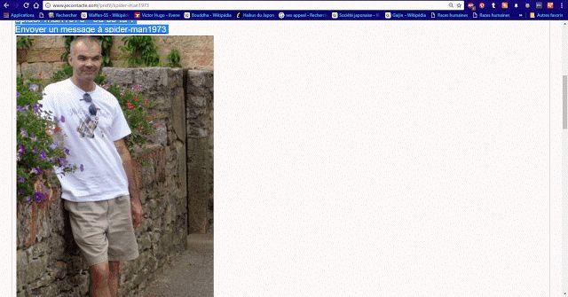 « #Spoliation #Héritage» !: OUI #VIEILLE #NOIRE VA TE FAIRE #SAUTER PAR LES #MACAQUES #AFRICAINS AU #ZOO DE #VINCENNES #spiderman1973 - où es-tu ? Alors vous ete un profile bidon encore un africain qui veux soutirer des sous mdr..