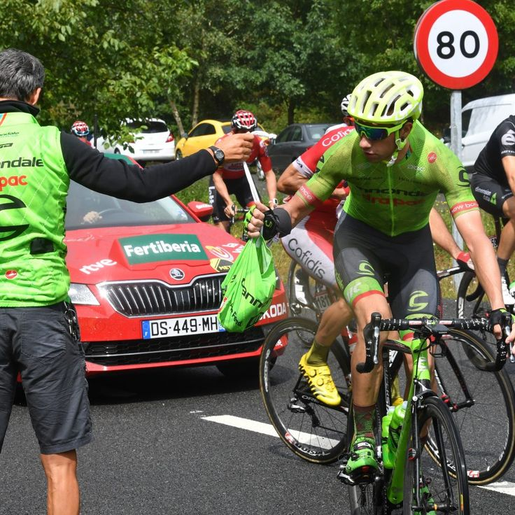 Cannondale Drapac Pro Cycling Team » GALLERY: Vuelta a España — stage…