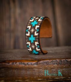Busted K Beadwork- Beaded Belts, Tack and Jewelry