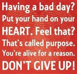 DON'T GIVE UP! by aftr