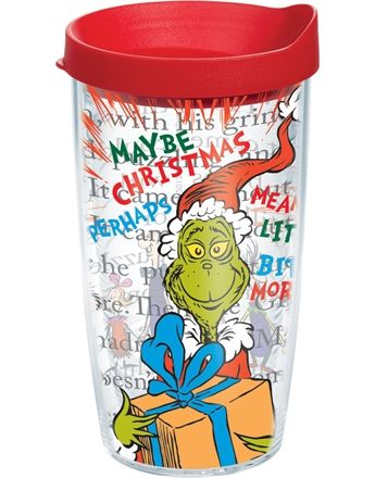 How the Grinch Stole Christmas - I want this! But I can't find it on their website!
