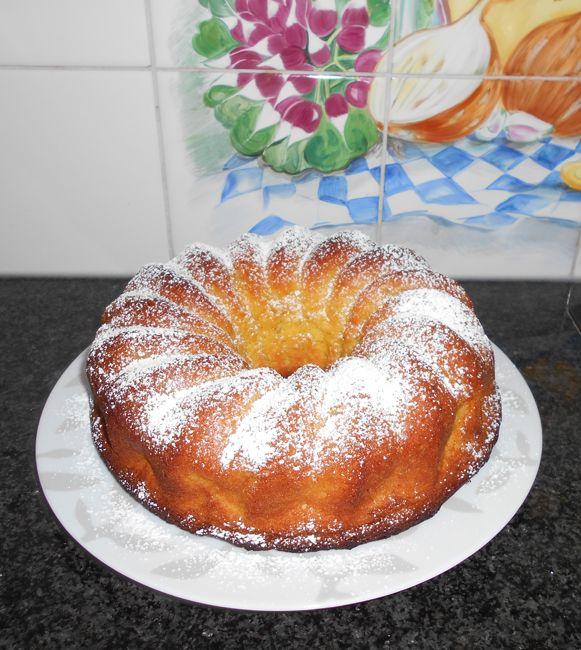 Recept voor Appelcake. Meer originele recepten en bereidingswijze voor gebak vind je op gette.org.