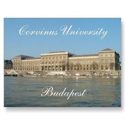 corvinus university of budapest - HUNGARY