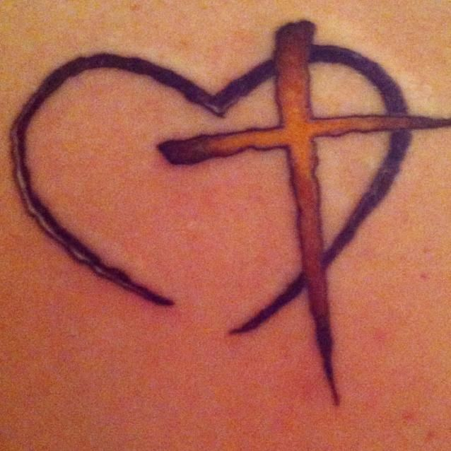 Cross my heart | Tattoo.com