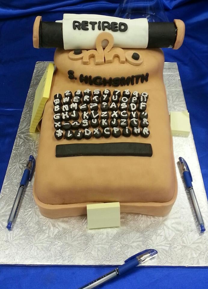 17 Best Images About Retirement Cakes On Pinterest