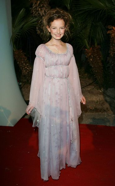 Dakota Blue Richards Photos: Cannes - New Line Cinema 40th Anniversary Golden Compass Party- Arrivals