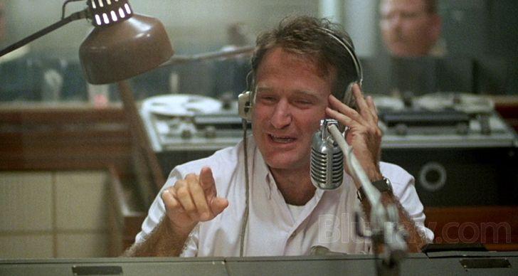 """""""Good Morning Vietnam"""" (1988) Robin Williams"""