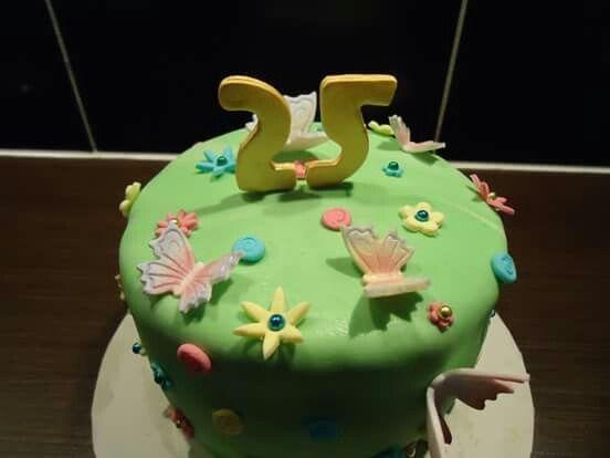 Small Bday cake