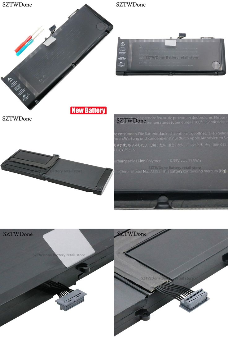 [Visit to Buy] A1382 Laptop Battery for APPLE MacBook Pro 15 Inch A1286 2011 Version  MC723 MC721 MC721LL/A MC723LL/A MD103 MD104 MD318 MD322 #Advertisement