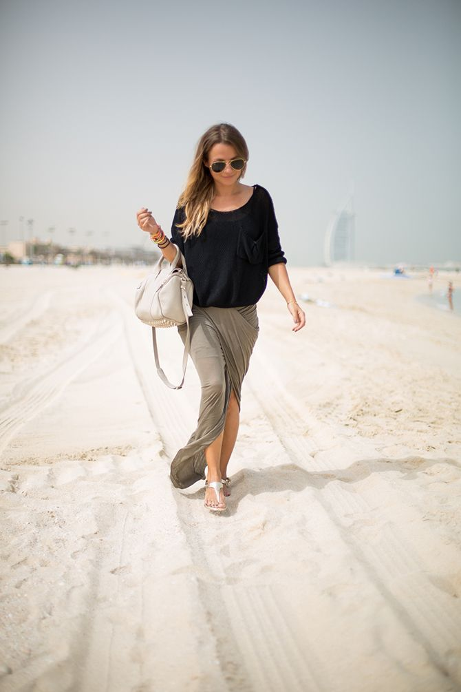 What to Wear in Dubai in December