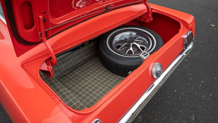 1966 Ford Mustang GT K-Code Fastback – 17 – 1966