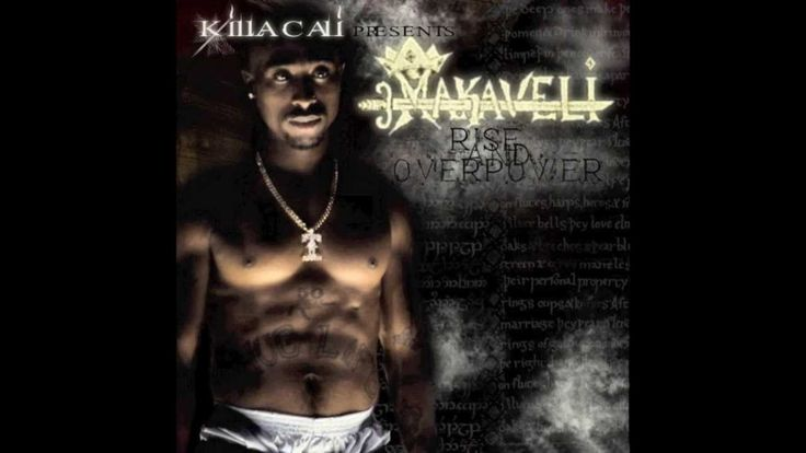 FULL TUPAC ALBUM Makaveli Rise & Overpower [Deluxe Version] (Mixtape)