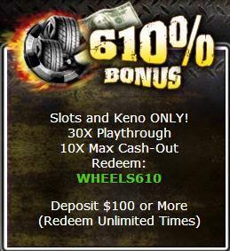 No Deposit Casino Bonus With No Max Cash Out