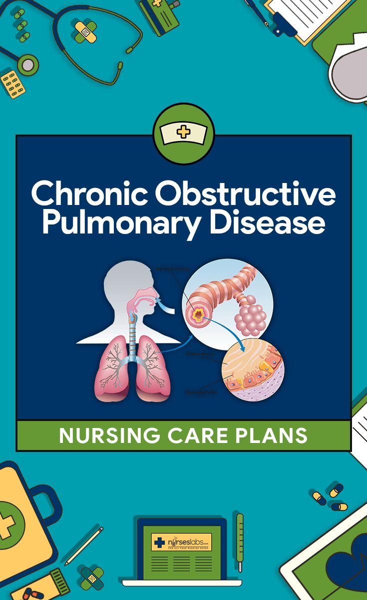 5+ Chronic Obstructive Pulmonary Disease (COPD) Nursing Care Plans  Here are five Chronic Obstructive Pulmonary Disease (COPD) Nursing Care Plans (NCP):