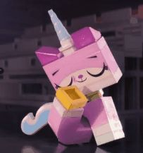 Lego Movie Biznis Kitty