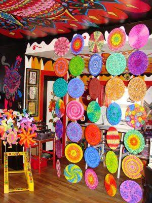Pop art - Mandala Room1