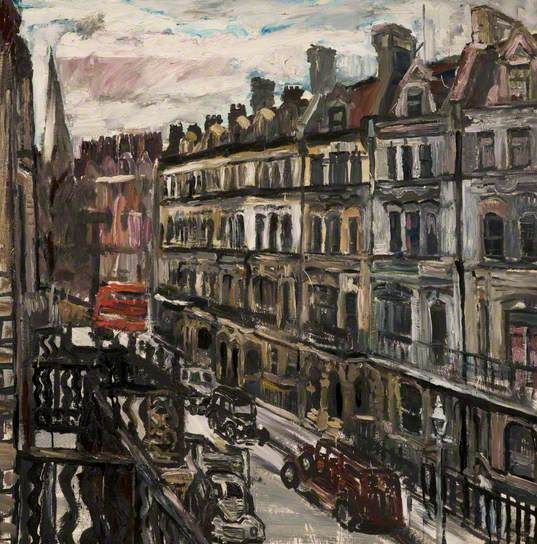 87 Best Images About John Bratby On Pinterest: 182 Best PAINTINGS OF LONDON Images On Pinterest