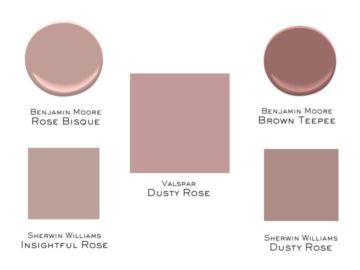 Elliott Meyers Design Trending Dusty Rose Dusty Pink