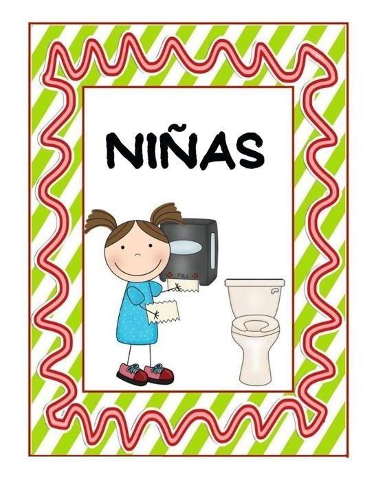 92 best carteles para el ba o images on pinterest bath - Carteles para banos ...