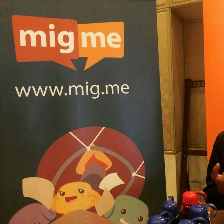 #migme #ikainhere #socialmedia #mig33
