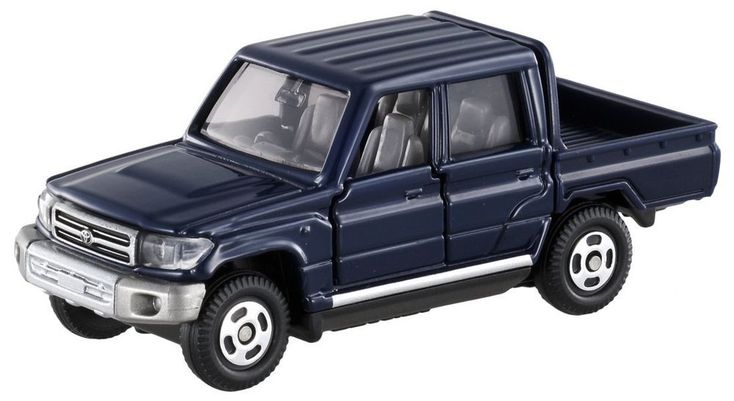 TAKARA TOMY Tomica #103 Toyota Land Cruiser Diecast Car Vehicle Toy Japan F/S #TOMY #Cadillac
