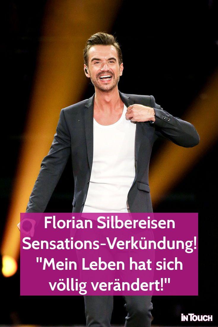 Florian Silbereisen Susse Beichte Er Hat Sein Neues Gluck Gefunden Florian Silbereisen Silbereisen Florian