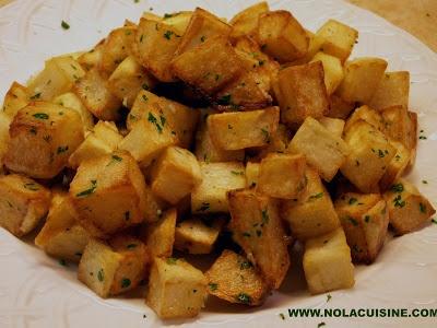 Paleo Brabant Potatoes