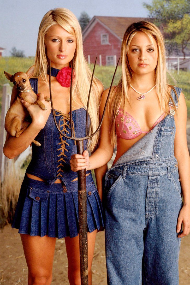 14 Times You Could Totally Relate to Paris Hilton and Nicole Richie's Not-So-Simple Life
