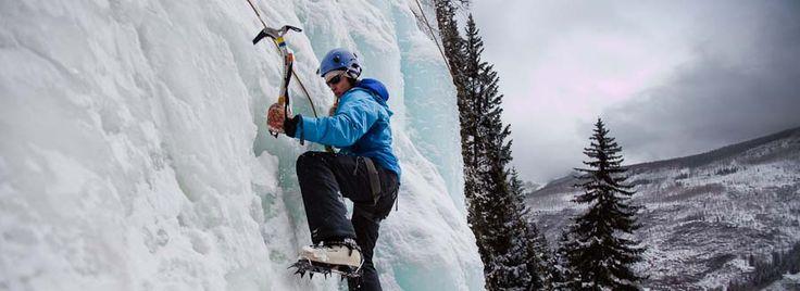 Try before you die: Ijsklimmen ❆ De stoerste sporten in de sneeuw ❆ Kijk snel op Wintersportfacts