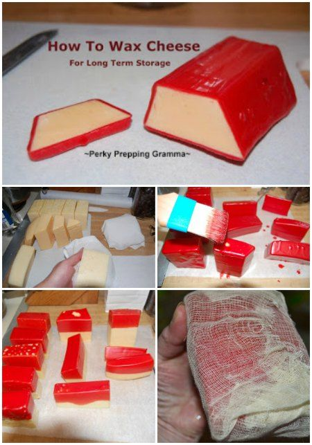 How To Wax Cheese For Long Term Storage | Wax is used to keep cheese fresh during long term storage. If you are interested in making your own cheese, then one thing you need to do is learn how to wax cheese.