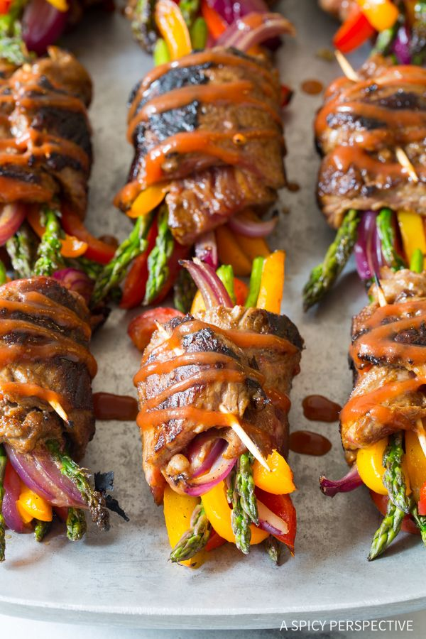 Low Carb Steak Fajita Roll-Ups - Page 2 of 2 - A Spicy Perspective