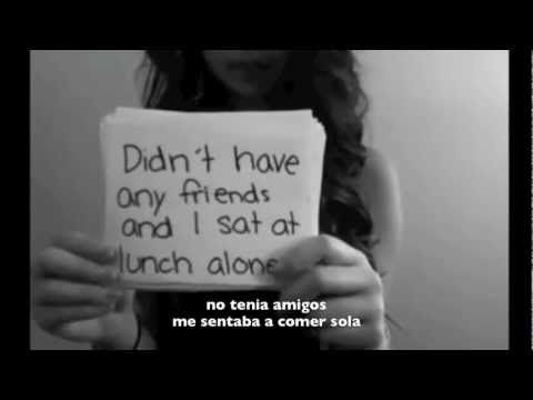 Amanda Todd's story (sub español) - YouTube